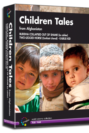 Box Children tales from Afghanistan